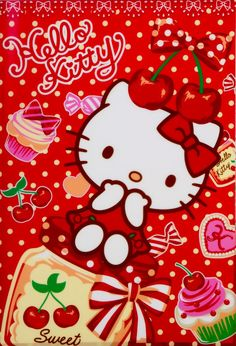 63 Ideas Wall Paper Phone Funny Hello Kitty For 2019 Hello Kitty Art, Hello Kitty Items, Sanrio Hello Kitty, Sanrio Characters, Cute Characters, Hello Kitty Imagenes, Hello Kitty Pictures, Wall Paper Phone, Hello Kitty Collection