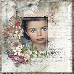 "<p style=""text-align: center;""> 	<span style=""font-size: 16px;"">Kit ""I Remember"" by Doudou's Design</span></p>"