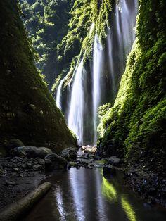Madakaripura Falls, INDONÉSIE (by Andreas Wonisch)