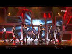 Infinite - Be Mine, 인피니트 - 내꺼하자, Music Core 20110917