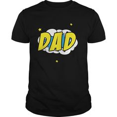 Gift Tee For Fathers Superhero Dad Design #ideas #image #photo #shirt #tshirt #sweatshirt #hoodie #tee #gift #perfectgift #birthday #Christmas