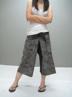 still in love with thai fisherman pant