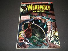 Werewolf by Night 16, (1974), Marvel Comics by HeroesRealm on Etsy