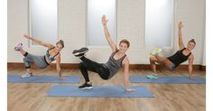 45minute Cardio and Toning Workout