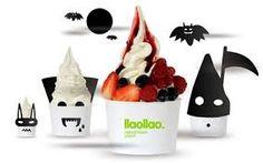 Resultado de imagen para helados de halloween
