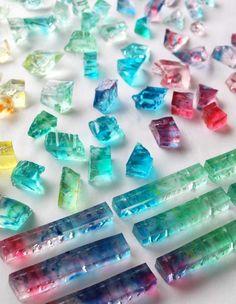 思わずうっとり♡食べる宝石「琥珀糖」を作ってみよう (Nadia | ナディア) - ニュースパス