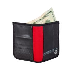 Men's Turbo Wallet....made from recycled car tires.