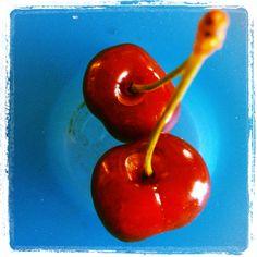 Cherries sweet cherries ..