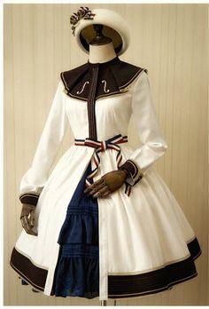 [-♬♫-Glissando's Soundbox Violin Embroidery Lolita OP-♬♫-]