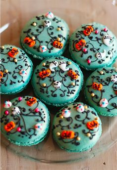 Halloween cupcakes - Ongezond.nl