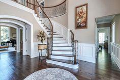 100s of Staircase Design Ideas  http://www.pinterest.com/njestates/staircase-ideas/  Thanks to http://www.njestates.net/real-estate/nj/luxury-new-homes    Built By Distinctive Properties Warren, NJ 07059  Office 732-469-3227 www.DistinctiveDomain.com