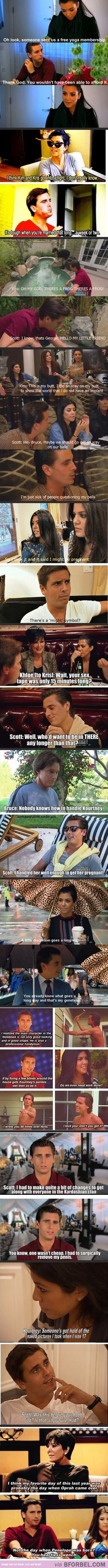 Why Lord Disick Is The Best Of The Bunch…