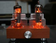 The Small ECL86 Amp, von Stefan Gloeden