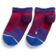 Stance 'Superset Low' colourblock stripe performance socks Sport Socks, Under Armour, Shoe Bag, Accessories, Shoes, Collection, Shopping, Design, Women