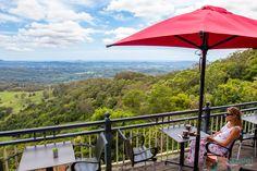 Montville - Sunshine Coast Hinterland, Queensland, Australia ~ www.parkmyvan.com.au #ParkMyVan #Australia #Travel #RoadTrip #Backpacking #VanHire #CaravanHire
