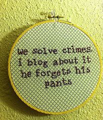 Sherlock quote by Feltyfeathers