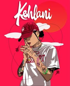 401 Likes, 33 Comments - Kadijah (ka Black Girl Art, Black Women Art, Art Girl, Black Art, Tumblr Drawings, Cute Drawings, Kehlani Parrish, Trill Art, Dope Cartoons