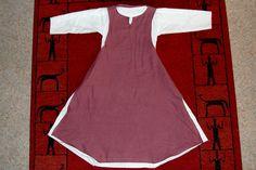 tunique, cotte,  lin, chainse, chemise, medieval, moyen age, historique