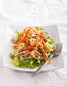 Vietnamese Salad with Pork & Shrimp