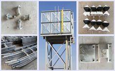 Steel Tower Water Tank