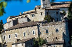 paesino comunale del centro Italia