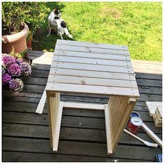 Serendipity is Life: DIY - Hundehütte ganz einfach selbst gebaut