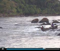 Video: Roosevelt River Centennial Canoe Expedition - Rapid Media