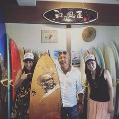 こんにちは ありがとうございます 和乃風屋ボード購入していただきました やはりサーフボードは乗るだけじゃない 和乃風屋ボードは観賞用にも最適です ご購入いただきありがとうございます ぜひシーナサーフでサーフィンしましょう #seanasurf #okinawa #surf #surfboard #シーナサーフ #和乃風屋 #ありがとうございます #thankyou #和柄 #和柄サーフボード #okinawasup #okinawasurf