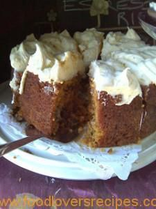 LEKKERSTE WORTELKOEK OOIT Kos, Ma Baker, South African Recipes, Pudding Cake, Sweet Tarts, Let Them Eat Cake, Yummy Cakes, No Bake Cake, Sweet Recipes