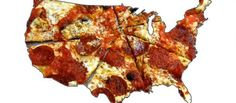 Do You Know These Regional Pizza Styles? Chicago pizza is the best Cheesy Pizza Recipe, Pizza Recipes, Eat Pizza, Good Pizza, Slice Pizza, Best Pizza In Chicago, Pizza City, Greek Pizza, Pizza Style