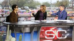 ESPN lays off 100 staffers, including SportsCenter anchors and network staples