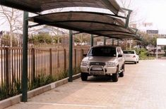 Carports are the easiest way to protect our vehicles from the hot sun and rain,when there is no parking area or a garage. In such cases carports are Building A Storage Shed, Shed Building Plans, Building A Porch, Shed Plans, Carport Modern, Metal Carports, Porch Kits, Christmas Village Houses, Shed Homes