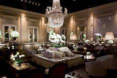 lounge com flores dentro!!!