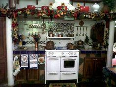 la cocina de mi mama