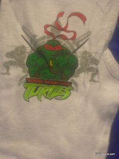 New NWOT Teenage Mutant Ninja Turtles Tank Top Size 6 Junior Free Shipping