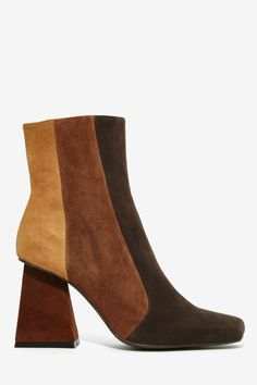 """Jeffrey Campbell Romford Suede Boot 