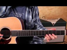 CCR Green River How to Play on Guitar Tutorial John Fogerty Cr...