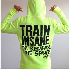 I need this for my insanity workouts!