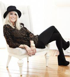 LA Style Star Taylor Jacobson Talks Fashion and Phobias