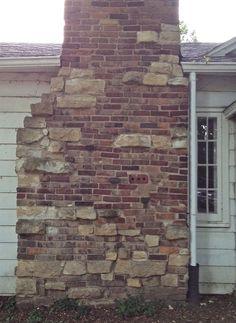 That Urbana chimney.