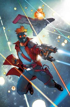 Star-Lord - Guardians of Galaxy - Marvel