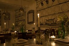 Candlelit cocktails at Hoxton members' bar with a difference The Dolls' House - This Is Your Kingdom
