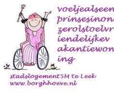 wheelchair welcome at Stadslogement5M