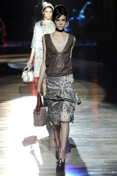 Marc Jacobs Spring, 2012