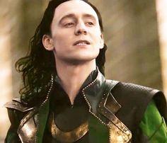 I am Loki of Asgard, and I am burdened with glorious locks of hair.