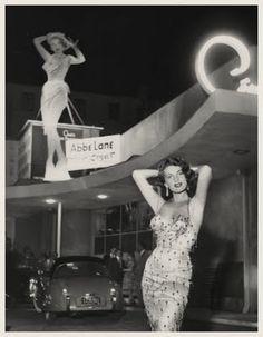 ABBE LANG - Ciro's on Sunset Strip