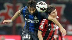 İnter-Milan İtalya Serie A'da bugün İnter, derbi mücadelesinde ezeli rakibi Milan'la karşılaşacak. Fotoğrafa tıklayın.