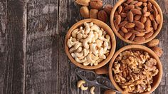 Eating nuts protects against disease, systematic review finds. Walnuts and pecans in particular are high in antioxidants, which can fight oxidative stress and possibly reduce the risk of cancer. Nuts also contain other bioactive compounds, such as ellagic acid, anacardic acid, genistein, resveratrol and inositol phosphates, which may reduce cancer risk by inhibiting cell production, migration, invasion and new blood cell formation.