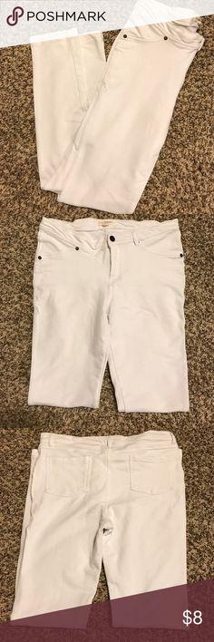 White Jeggings Super soft jeggings! Zenana Outfitters Pants Leggings