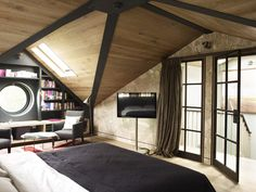 I absolutely adore these spaces, and love the philosophy of architecture firm Hacket Holland (b...